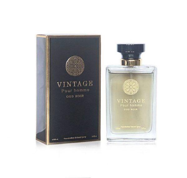 Vintage Pour Homme - Versace Pour Homme OUD Noir, Alternative, Impression, Version or Type
