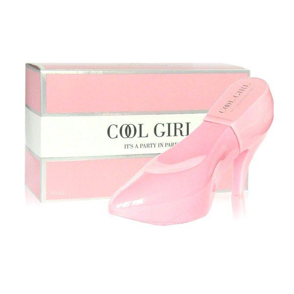 Cool Girl, It's Party In Paris - Good Girl, Carolina Herrera, Fantastic Pink - Alternative, Version, Type, Impression