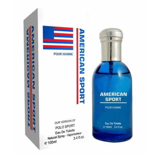 American Sport - Polo Sport Pour Homme, Version, Type, Alternative, Impression