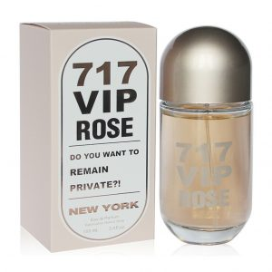 717 VIP Rose, Women - 212 Vip By Carolina Herrera, Alternative, Impression, Version. or Type Eau De Parfum