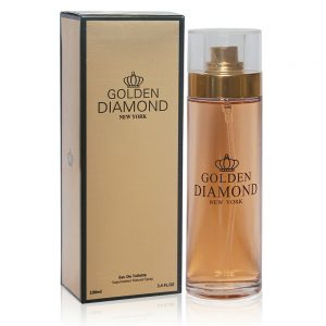 Golden Diamond, Eau de Parfum - White Diamonds Alternative, Inspired, Version, Type