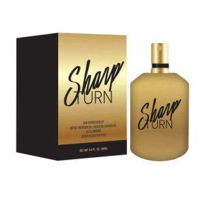 Sharp Turn For Men, Eau de Toilette - Curve Black Alternative, Version, Type