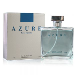 Azure Pour Homme, Eau de Parfum - Chrome Alternative, Version, Type, Inspired