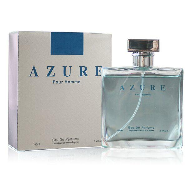 Azure Pour Homme, Eau de Parfum - Chrome Alternative, Version, Type, Inspired