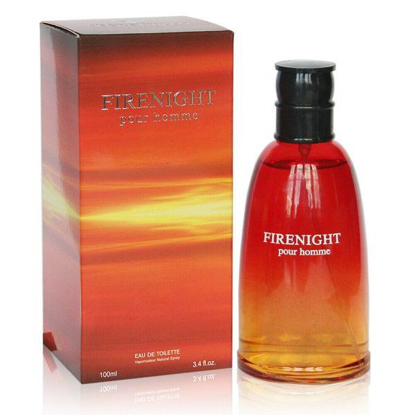 FireNight Pour Homme, Cologne - Fahrenheit Alternative, Version, Inspired, Type