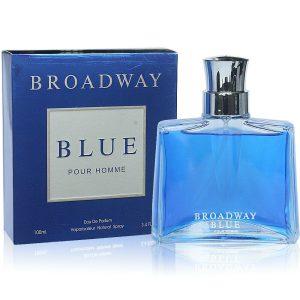 Broadway Blue Pour Homme