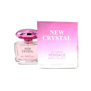 New Chrystal- Bright Crystal by Versace